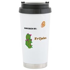 Powered by Frijoles Travel Mug