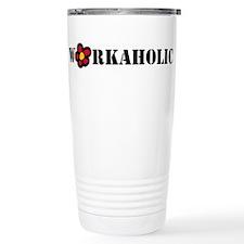 Workoholic Travel Mug