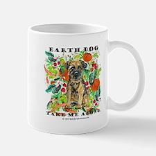 Border Terrier Environmental Mug