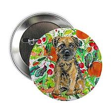 "Border Terrier Environmental 2.25"" Button (10 pack"