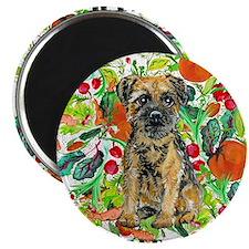 Border Terrier Environmental Magnet