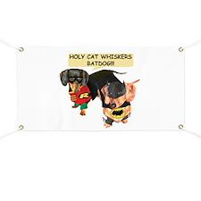 Batdog and Sidekick Banner