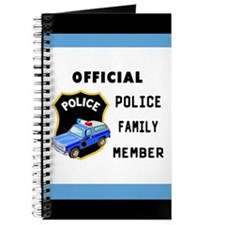 Police Family Member Journal