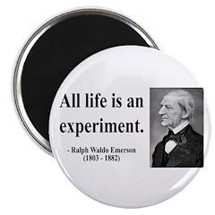 Ralph Waldo Emerson 34 Magnet