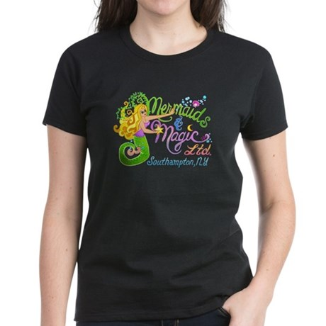 Mermaids & Magic Women's Dark T-Shirt