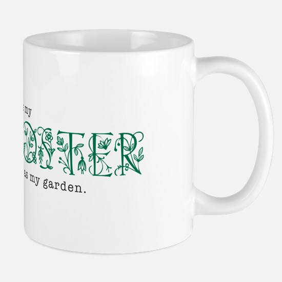 I Love My Composter Mug