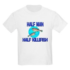 Half Man Half Killifish T-Shirt