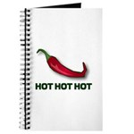 Hot Hot Hot Chili Peppers Journal