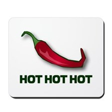 Hot Hot Hot Chili Peppers Mousepad