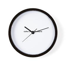 Cute Hooker Wall Clock