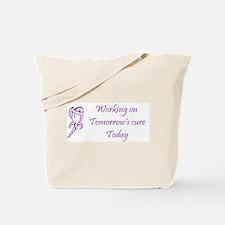 Cystic Fibrosis Hope Tote Bag