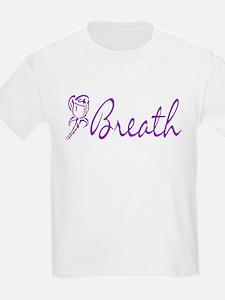 Cystic Fibrosis Hope Kids T-Shirt