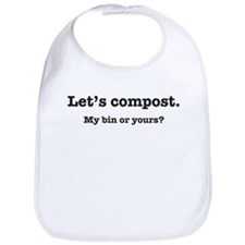 Let's Compost Bib