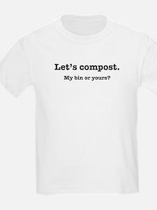 Let's Compost T-Shirt