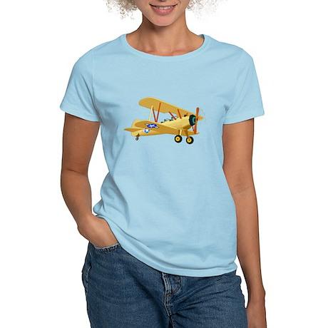 Bi-Plane Women's Light T-Shirt