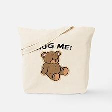Hug Me Bear Tote Bag