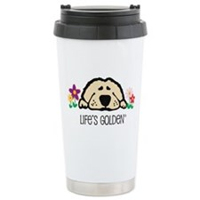 Life's Golden Spring Travel Mug
