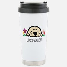 Life's Golden Spring Travel Mug
