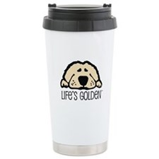 Life's Golden Thermos Mug
