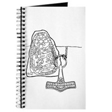 Rune Stone & Hammer Journal