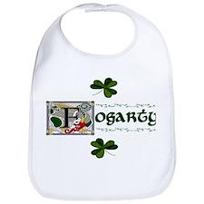 Fogarty Celtic Dragon Bib