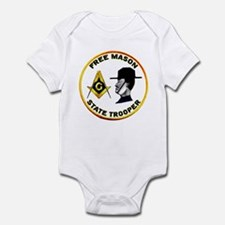 Masonic State Trooper Infant Bodysuit