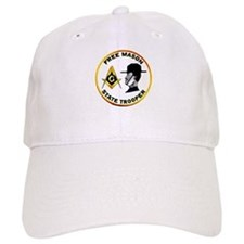 Masonic State Trooper Baseball Cap