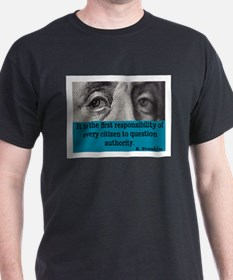 BEN FRANKLIN QUOTE T-Shirt