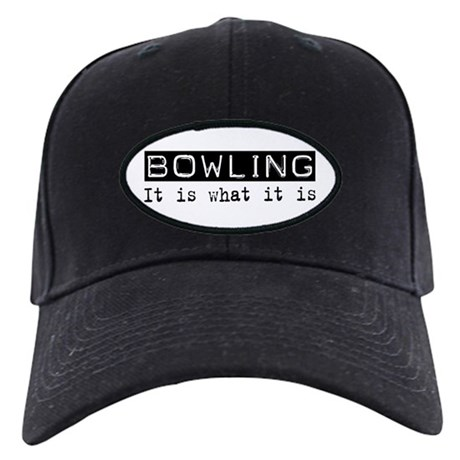 Bowling Is Black Cap