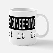 Biomedical Engineering Is Mug