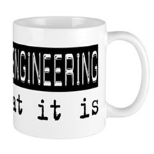 Biomedical Engineering Is Mug