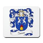 Camus Family Crest Mousepad