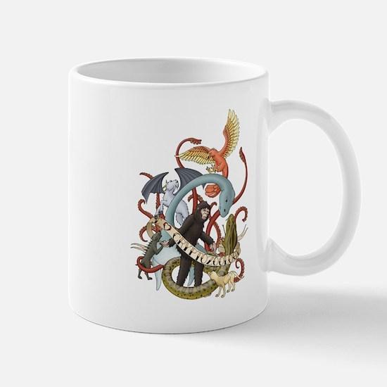 I Heart Cryptozoology Mug