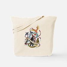 I Heart Cryptozoology Tote Bag