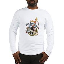 I Heart Cryptozoology Long Sleeve T-Shirt