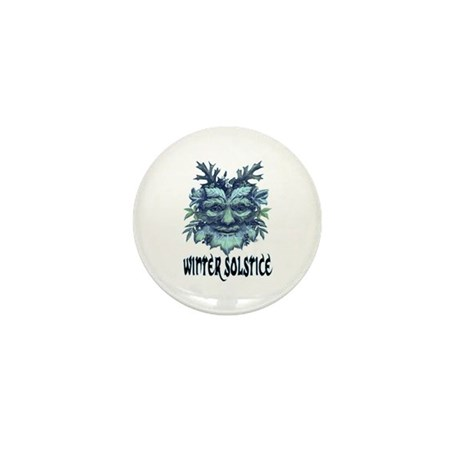WINTER SOLSTICE Mini Button (10 pack)