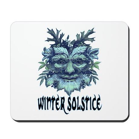 WINTER SOLSTICE Mousepad