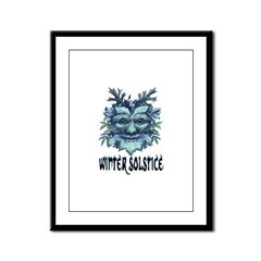 WINTER SOLSTICE Framed Panel Print
