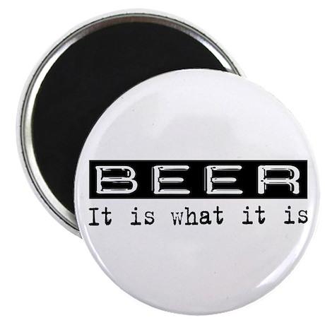 Beer Is Magnet