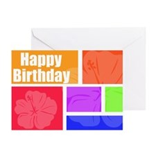 Happy Brithday Greeting Cards (Pk of 20)