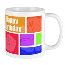 Happy Brithday Mug