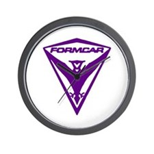 Formcar Wall Clock