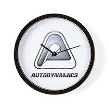 Autodynamics Wall Clock