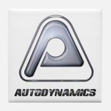 Autodynamics Tile Coaster