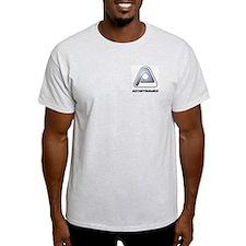 Autodynamics Ash Grey T-Shirt