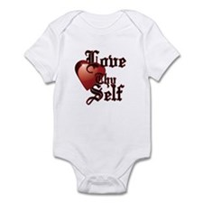 Love Thy Self Onesie