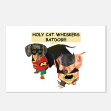 Batdog and Sidekick Postcards (Package of 8)