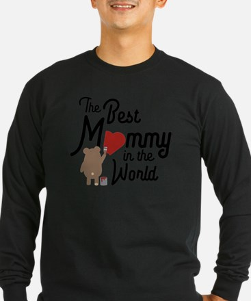 The best Mommy in the World Cm Long Sleeve T-Shirt