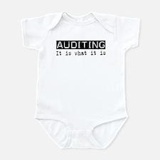 Auditing Is Infant Bodysuit