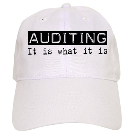 Auditing Is Cap